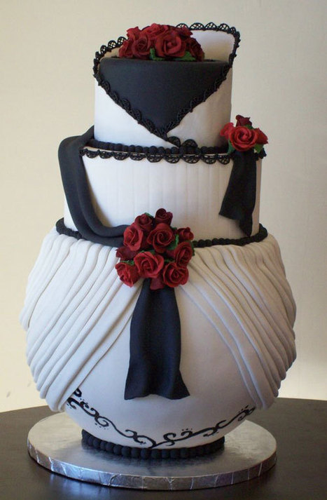 30 Sweet and Tasty Cake Art Design Collection   Xposed   Scoop.it