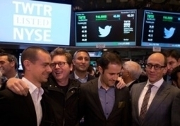 Ten Ways Twitter's IPO Didn't Turn Out To Be Like Facebook's IPO | Social Media Tips | Scoop.it