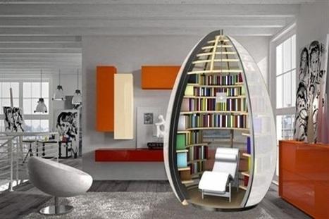 Espaces De Bibliothèques Page 38 Scoop It