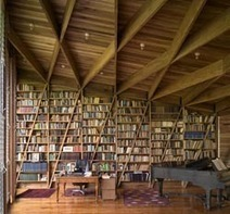 20 Beautiful Private and Personal Libraries - Flavorwire | Jenny's Mashup of Anything Library | Scoop.it