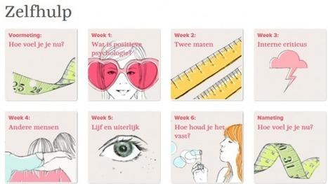 Online zelfhulpprogramma moet jongeren positiever zelfbeeld geven - RTV Drenthe | Jongeren, loopbanen en mediawijsheid | Scoop.it