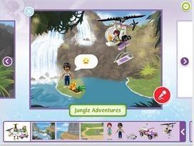 Lego Story Maker- A Great Digital Storytelling App for kids ~ EdTech & MLearning | ipadinschool | Scoop.it