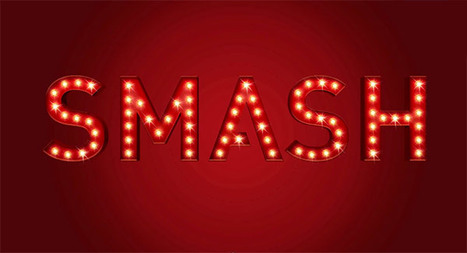 Create a Theater Sign Style Text Effect in Photoshop   Photoshop Text Effects Journal   Scoop.it