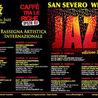 San Severo Winter Jazz 2014-15 - Art Dir. Antonio Tarantino - Produzione: Caffè Tra Le Righe-Spazio Off in collaborazione con Assoc. Amici Jazz San Severo
