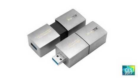 Avec près de 200 euros de redevance copie privée, les CLÉS USB de 2 To deviennent beaucoup moins séduisantes | Machines Pensantes | Scoop.it