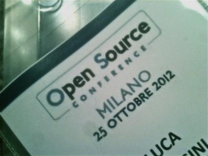 L'Open Source è morto. Evviva l'Open Source! - luc@bonesini.blog | Open All :) | Scoop.it