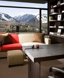 How To Refresh Your Winter Home Office | Home Improvement Ideas | Scoop.it