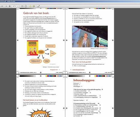 [Uitgelezen] Handboek Engaging Content #review #EngagingContent @VanDuurenMedia #WOW | Rwh_at | Scoop.it