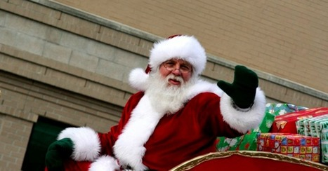 HOLIDAYS - Take a Peek at Santa's Pinterest   Pinterest for Business   Scoop.it