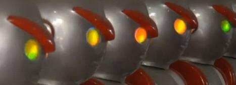 UP' Magazine - Une armée de robots-nouilles envahit les restaurants en Chine | Robotique de service | Scoop.it
