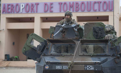 The dangers of intervention in Mali - The Guardian | Money problems and third world problems | Scoop.it