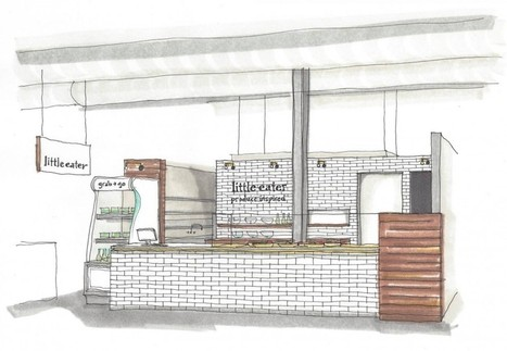 Filling up North Market: Little Eater | Columbus Life | Scoop.it