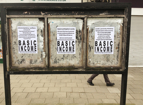 """EU """"has the power"""" to put in place a universal basic income 