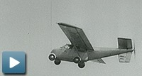 The Incredible Flying Car of the 1950s | Politically Incorrect | Scoop.it
