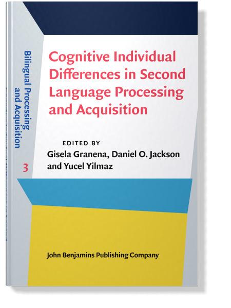 Cognitive Individual Differences in Second Language Processing and Acquisition | Todoele - Enseñanza y aprendizaje del español | Scoop.it