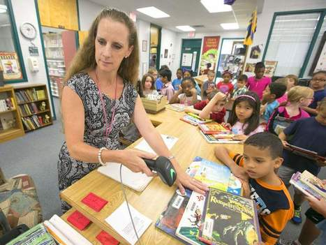 After staff cuts, librarians doing double duty - Ocala | School Library Advocacy | Scoop.it