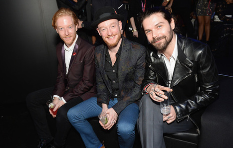 Biffy Clyro: 'We all owe a bit of gratitude to David Bowie' - NME | B-B-B-Bowie | Scoop.it