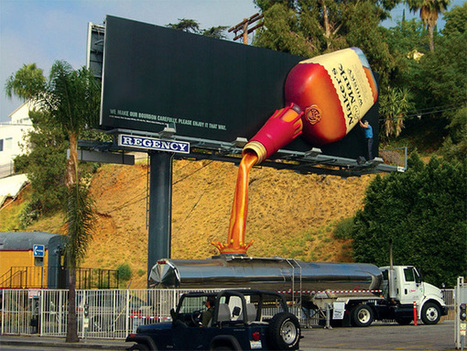 30 Amazing Examples of Outdoor Advertising | Web & Graphic Design - Inspirational resources and tips!!! | Scoop.it