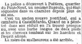 La Pissarderie: Le reclus du Pont-Neuf (1876)   Chroniques d'antan et d'ailleurs   Scoop.it