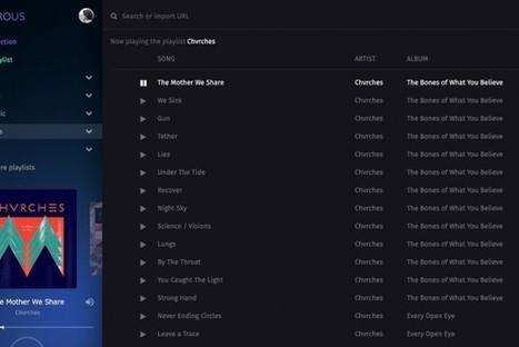Aurous : ce Spotify pirate pourrait devenir le nouveau cauchemar des maisons de disques | Veille Hadopi | Scoop.it