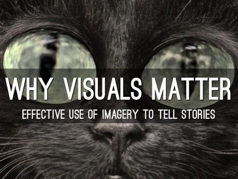"""Visual Storytelling"" - A Haiku Deck by Ken Shelton | Curriculum Resources | Scoop.it"