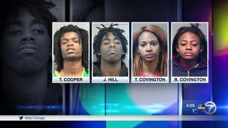 Judge denies bail for 4 Facebook Live torture suspects | anonymous activist | Scoop.it