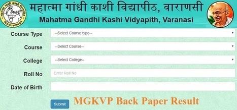 mgkvp improvement result' in Education | Scoop it