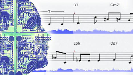 Artificial Intelligence In Music Production: What Does It Mean For Artists? | E-Music ! | Scoop.it