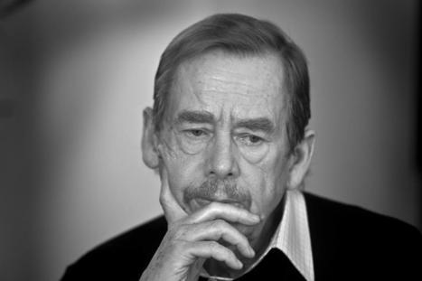 "V. Havel : Hollande salue une voix ""admirable"" | Hollande 2012 | Scoop.it"