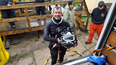 John Chatterton on the Scuba Obsessed Podcast - Scuba Obsessed | DiverSync | Scoop.it