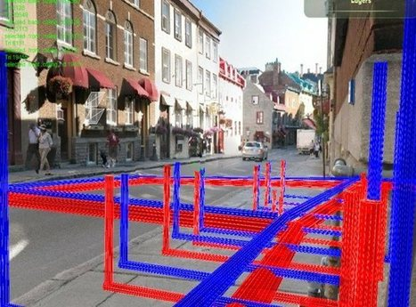 Augmented reality for underground infrastructure: the problem of spatial perception - Stéphane Côté's Blog - Bentley Colleague Blogs - Be Communities by Bentley | Socialart | Scoop.it