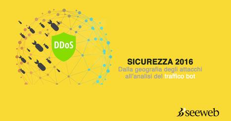 Sicurezza 2016: attacchi DDoS raddoppiati negli ultimi 12 mesi | seeweb | Scoop.it
