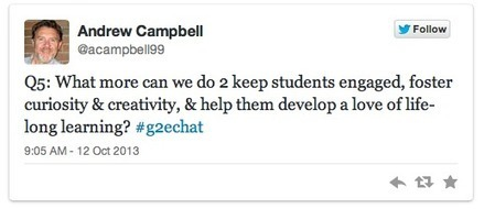 The Future of Education in Ontario: G2Echat...So Far | Leading Learning | Scoop.it