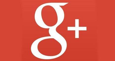 Google+ est désormais le numéro 2 des réseaux sociaux | Information Technologies | Scoop.it