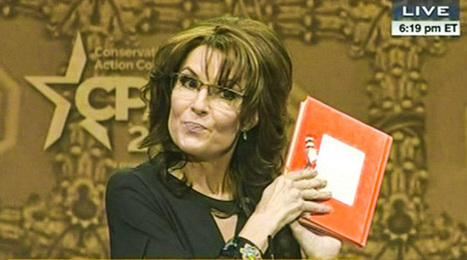 'Death Panels, She Wrote': Announcement of Palin's channel brings out the snark on Twitter | Daily Crew | Scoop.it