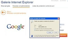 SOS geek en bibliothèque: Changer de moteur de recherche : de Bing à Google | Misc Techno | Scoop.it