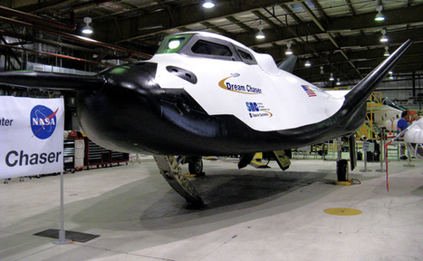 Sierra Nevada Builds Up To Lifting-Body Drop Tests   The NewSpace Daily   Scoop.it