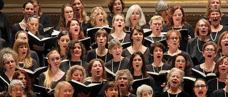 Chanter, c'est bon pour la mémoire et contre la douleur | La voix dans toutes ses dimensions | Scoop.it