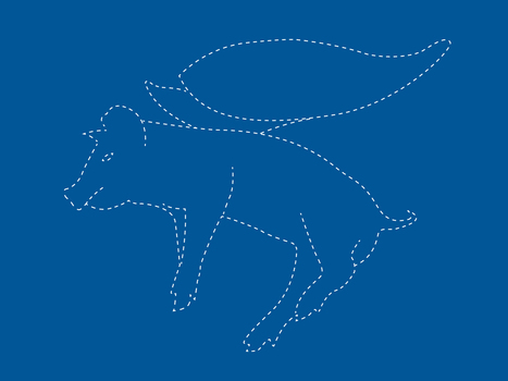 Imagine A Flying Pig: How Words Take Shape In The Brain : NPR | Complexity and Emergence | Scoop.it