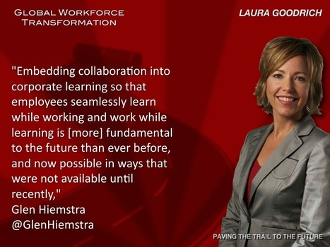 Learning and Collaboration | GWTNext -GLOBAL WORKFORCE TRANSFORMATION - PAVING THE TRAIL TO THE FUTURE. | Scoop.it