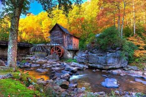 12 Incredible Fall Foliage Hikes | The Miracle of Fall | Scoop.it