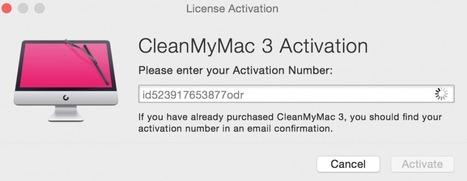 clean my mac 3 code
