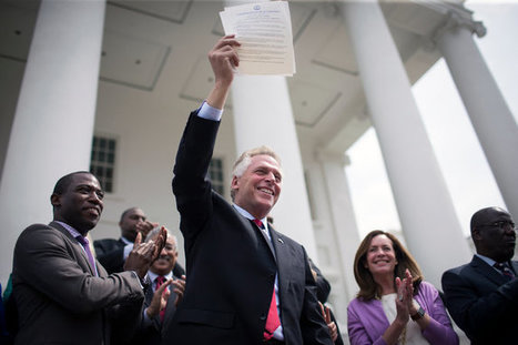 Virginia Governor Restores Voting Rights to Felons | Election by Actual (Not Fictional) People | Scoop.it