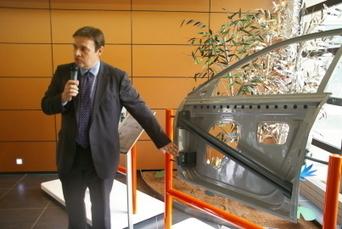 En Lozère ARCELOR MITTAL anticipe le développement des voitures électriques | Brèves de l'actu - Lozère - SO | Scoop.it