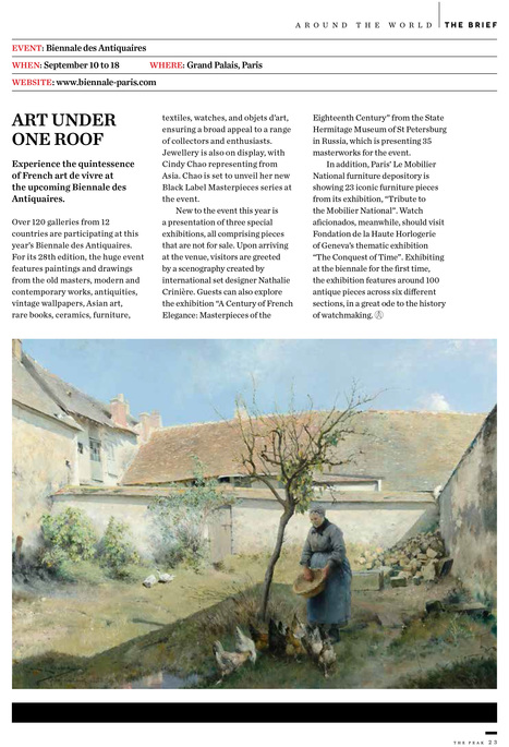 La Biennale - Paris, Page 2   Scoop.it 70061bfb8640