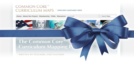 Common Core - CCSS-Based Curriculum Maps | CCSS for BTHS | Scoop.it