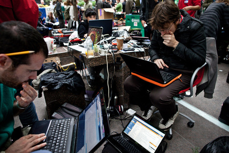 Occupy Geeks Are Building a Facebook for the 99% | Technoculture | Scoop.it