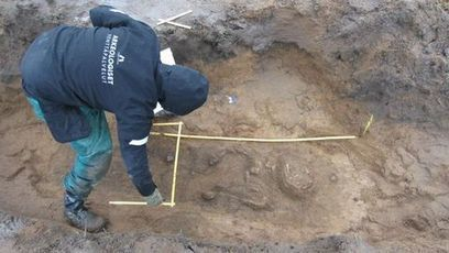 Thousand-year old swordsman rises from the earth | Archaeology News | Scoop.it