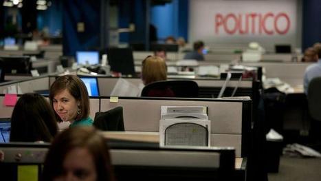 Politico se lance en Europe le 21avril | DocPresseESJ | Scoop.it