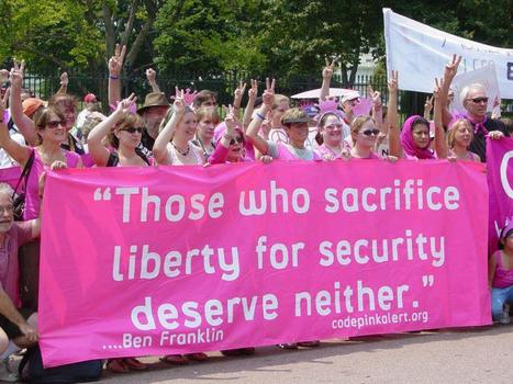 Code Pink! | Coffee Party Feminists | Scoop.it